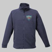 Mog 19 Red Car - Full Zip Fleece Jacket - £25.00 each